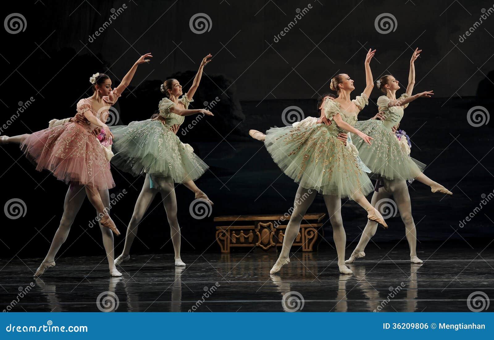 Ballet actor