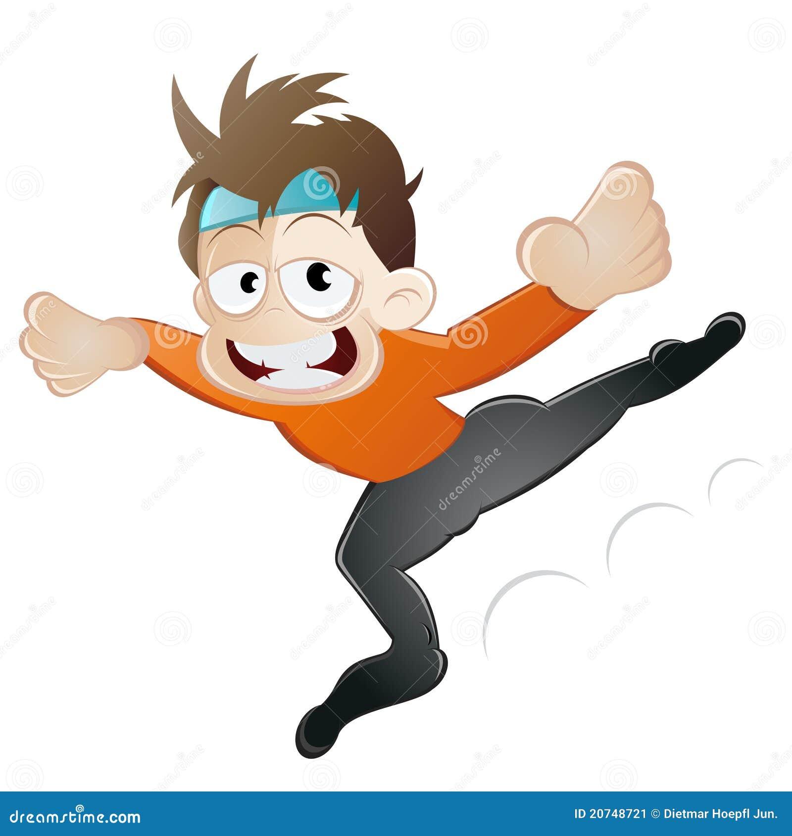 Ballet Boy Cartoon Stock Image - Image 20748721