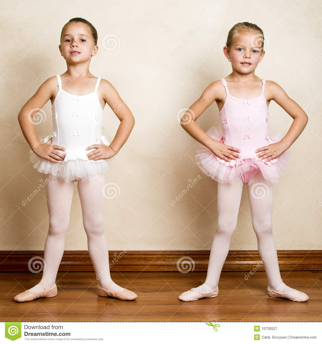Ballet Girls Royalty Free Stock Photography - Image: 10730527