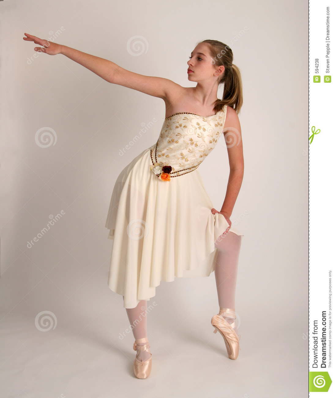 Ballet practice stock photo  Image of graceful, perform - 594238