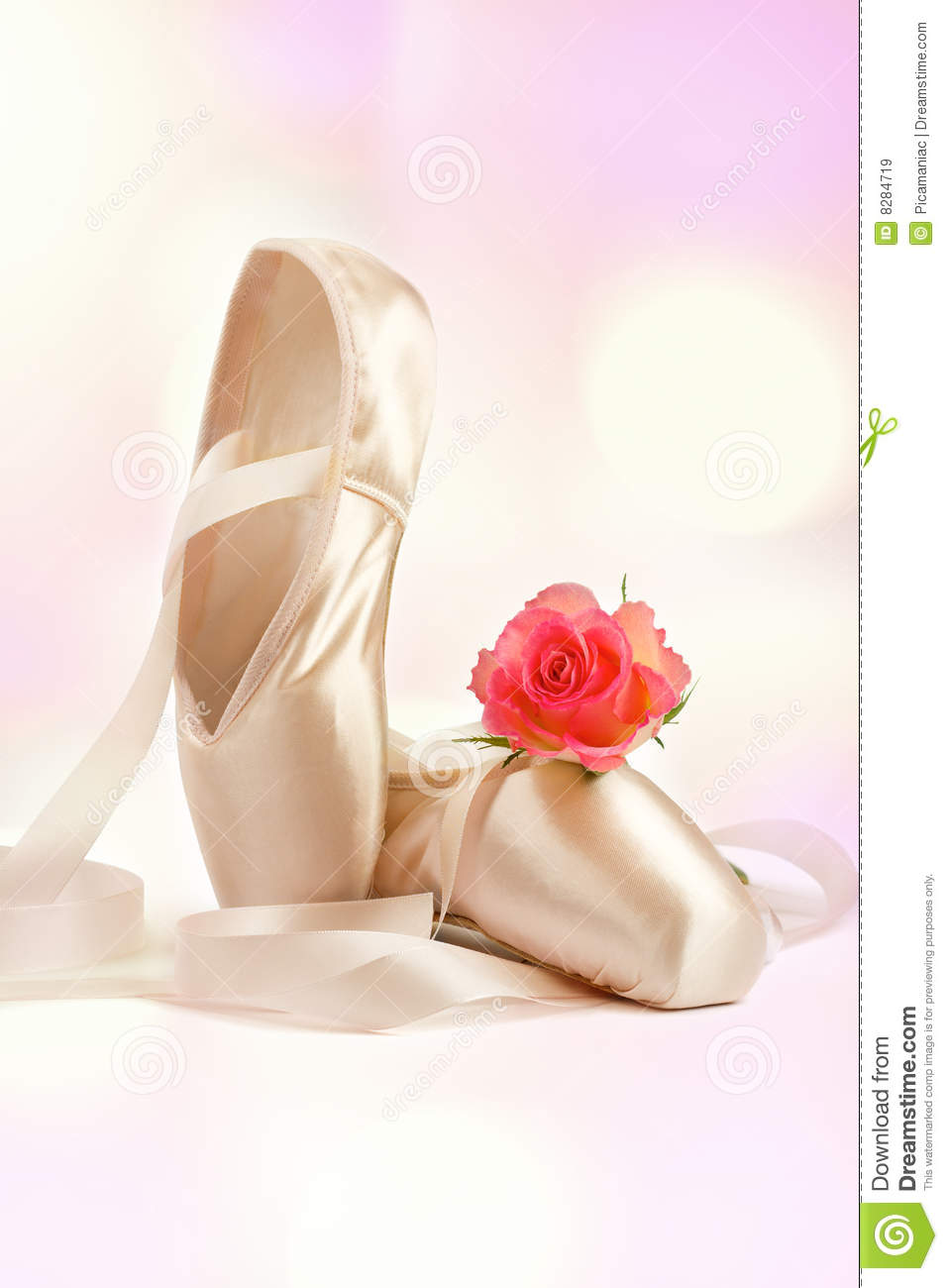 Ballet Shoes Stock Image Image Of Ballet Foot Training