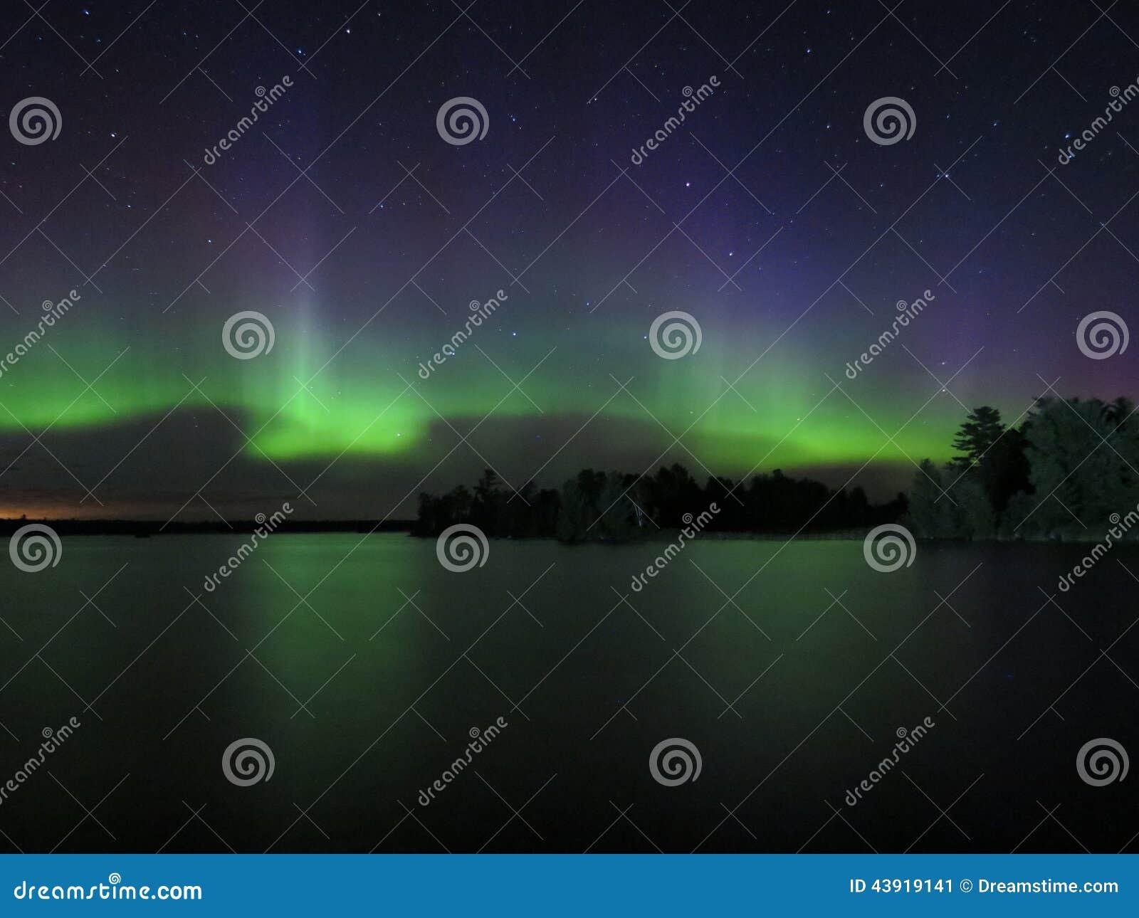 Ballo dell aurora boreale