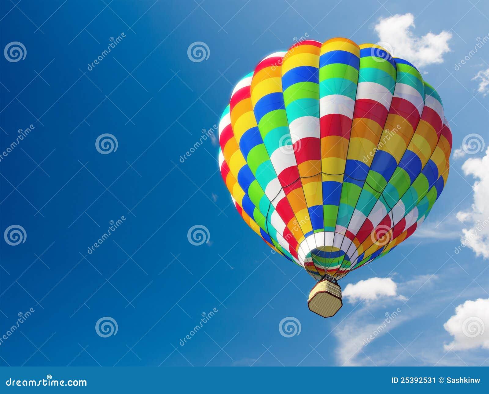 Ballon воздуха горячий