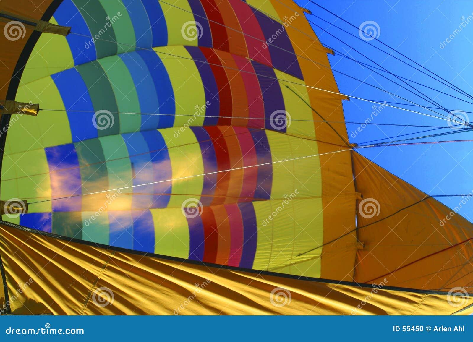 Ballon 3 van de hete Lucht