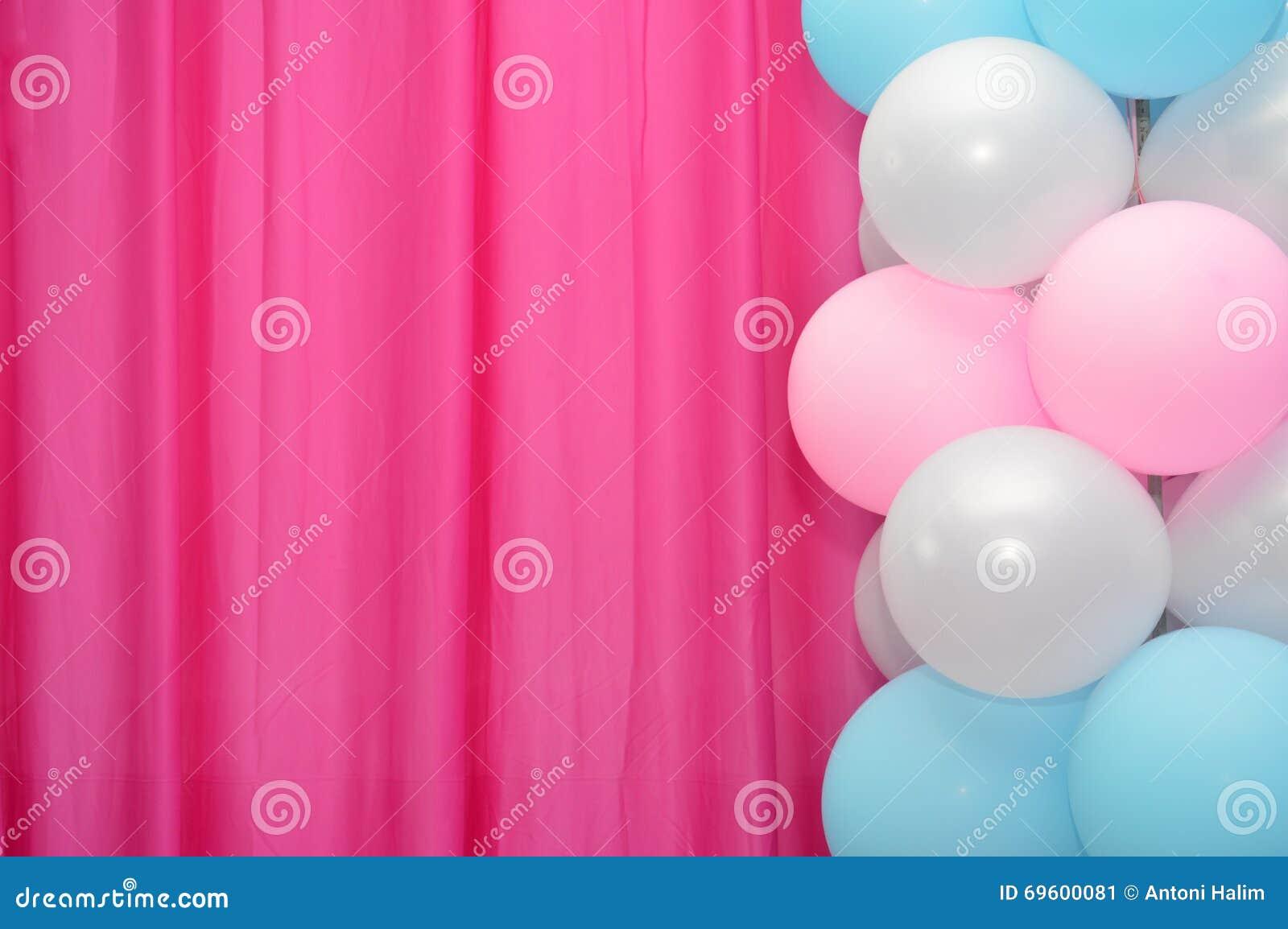 Ballon-Rahmen stockbild. Bild von gefüllt, geschenk, feier - 69600081