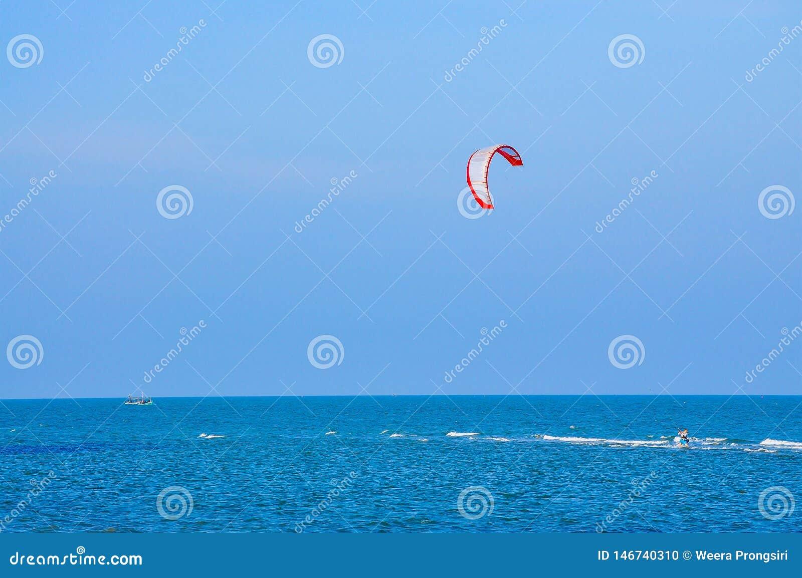 Ballong f?r varm luft, nautisk skyttel, segelb?t, segling, sport