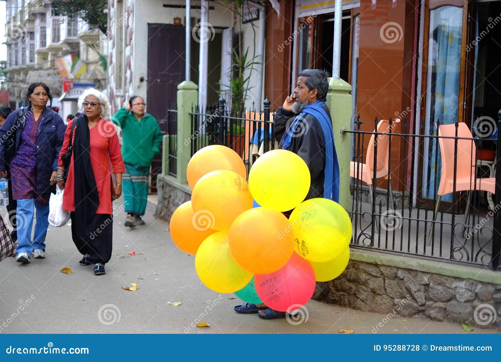 Ballonmens