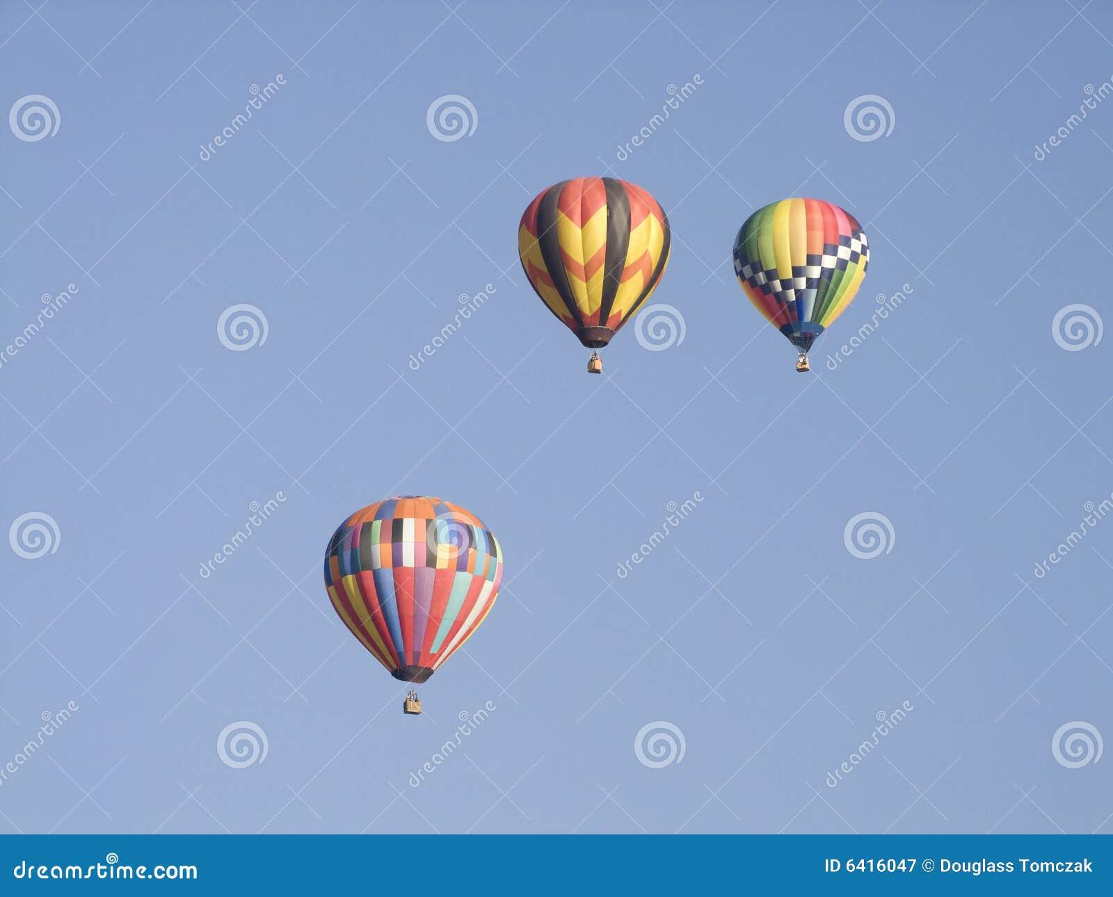 Ballons αέρα καυτά