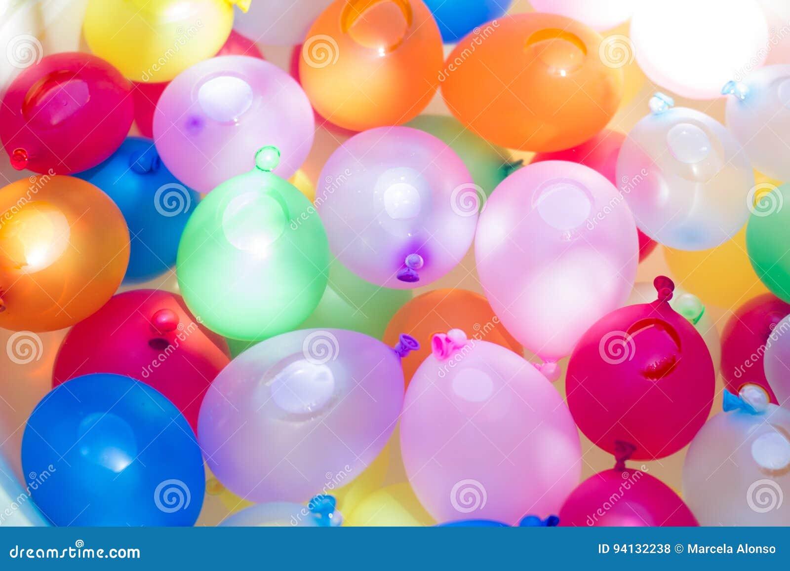 Ballons νερού