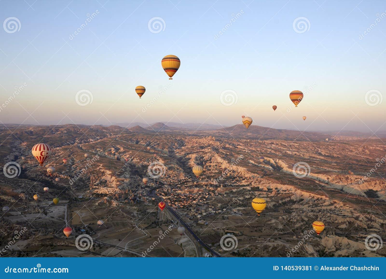 Ballons Cappadocia