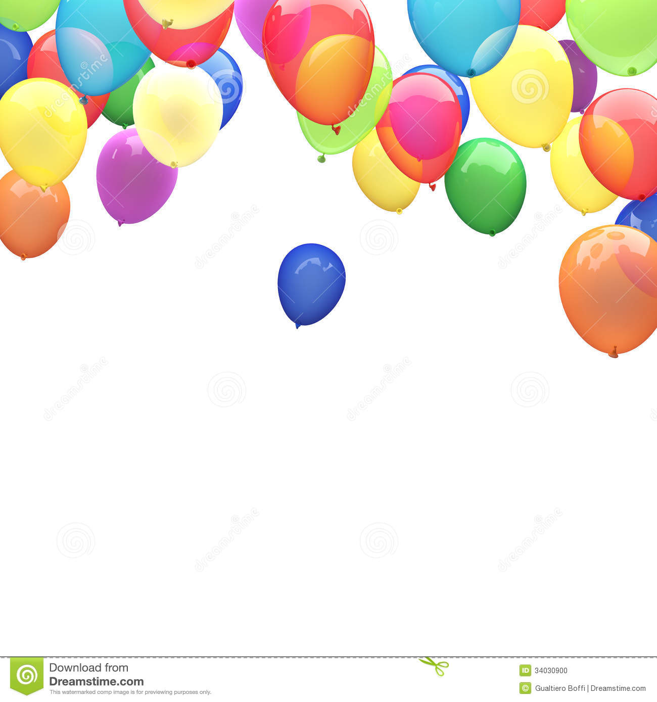 Stockfoto Ballons D Image34030900 on boffi