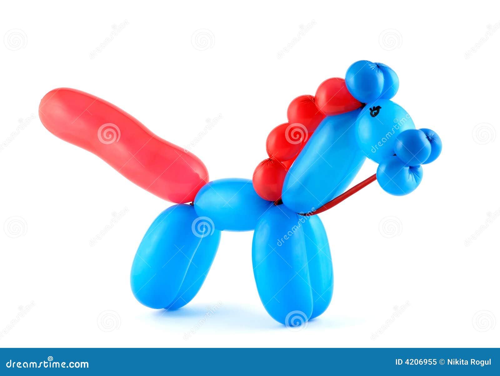 Схемы игрушек из воздушных шариков
