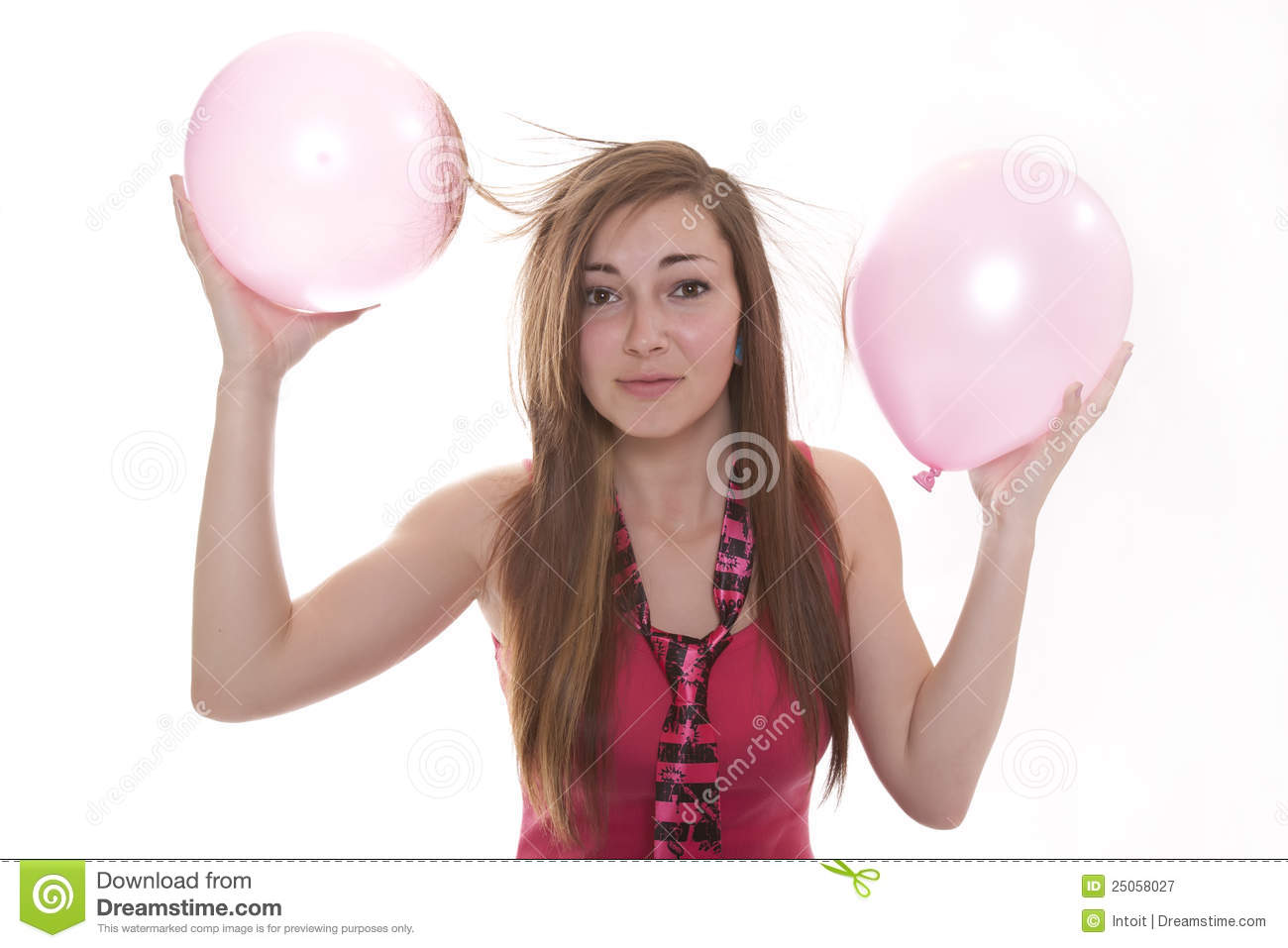 Balloon Static Electricty