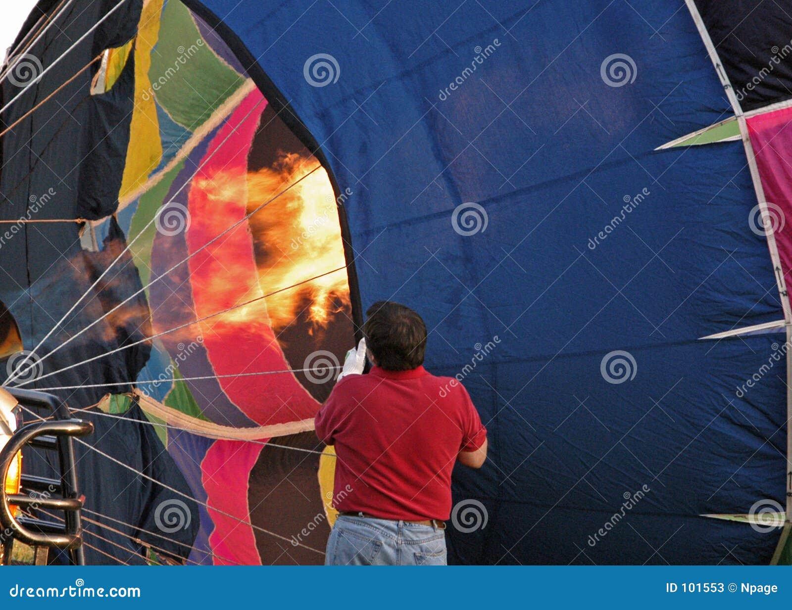 Balloonist II