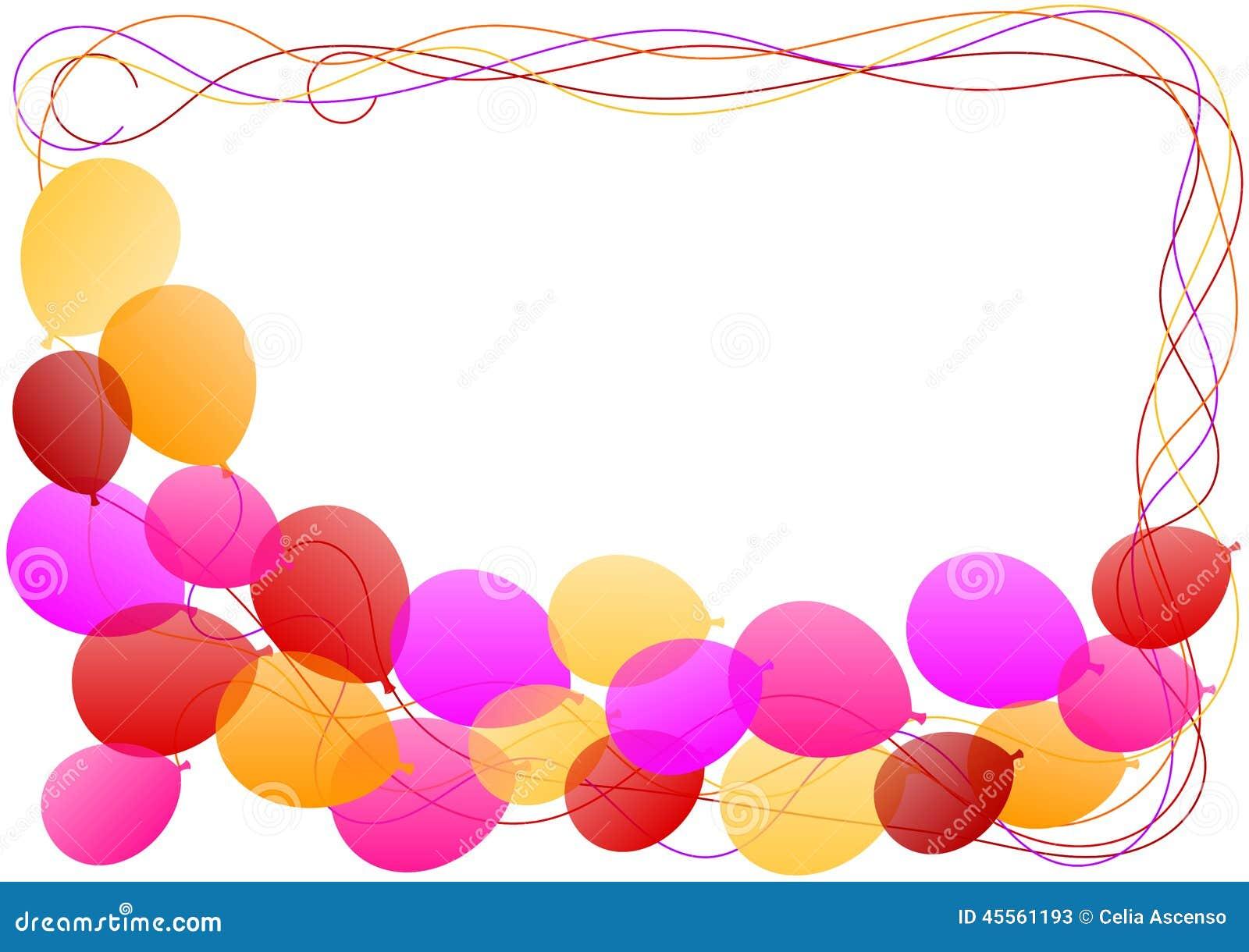 Balloon Birthday Invitation was amazing invitations example