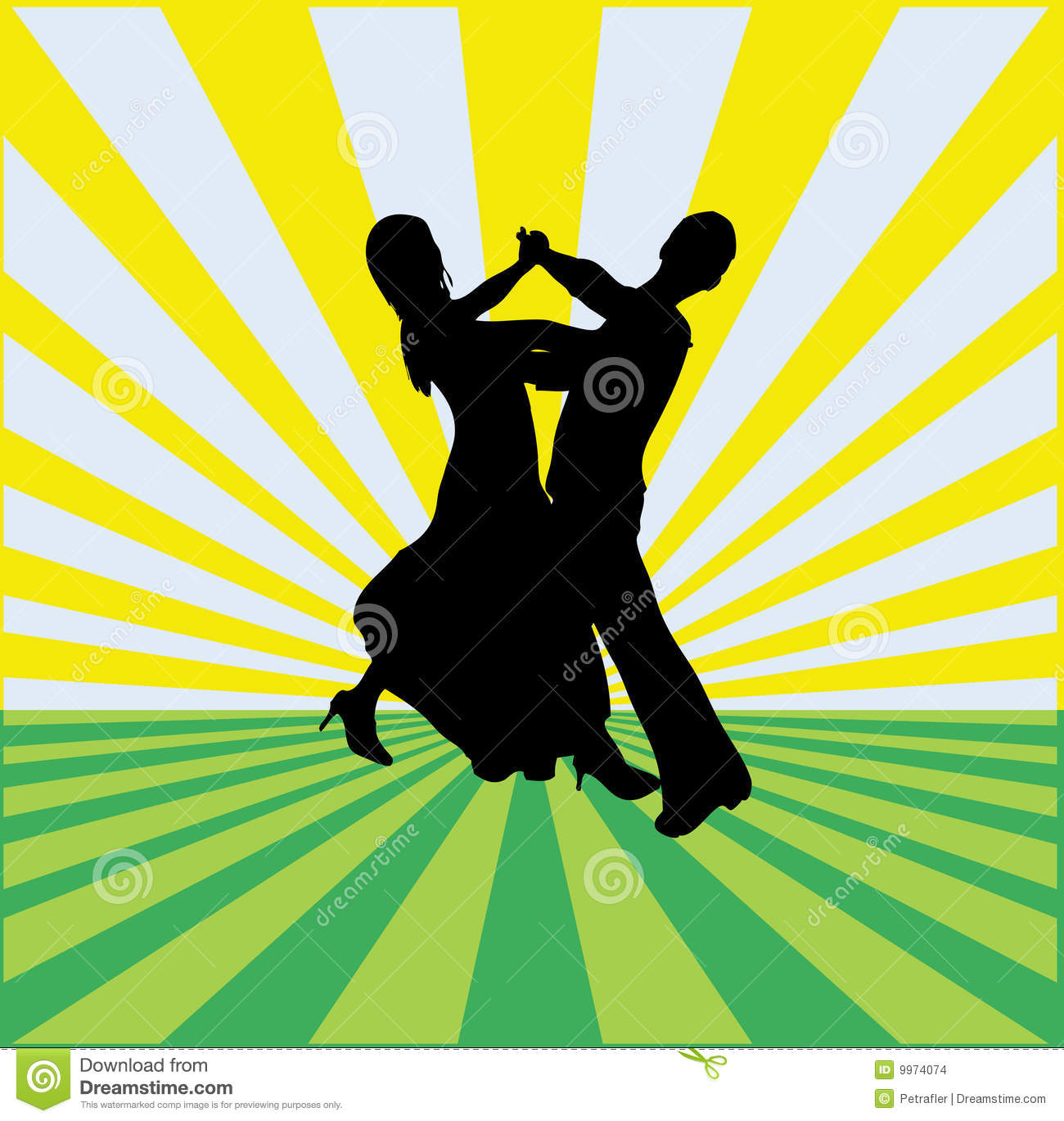 Ballroom Dance Background Stock Images - Image: 9974074