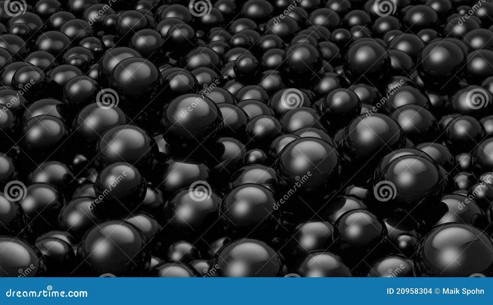 Balls Black