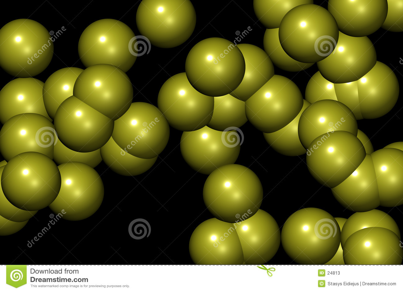 Balls pattern IV