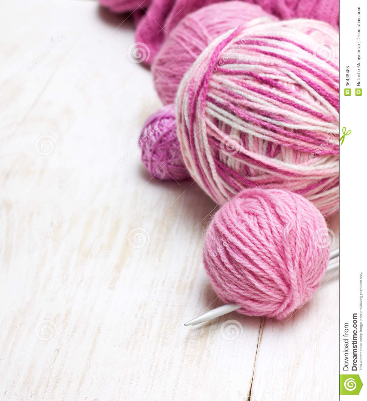 Beginning Inventory for Opening a Yarn Shop