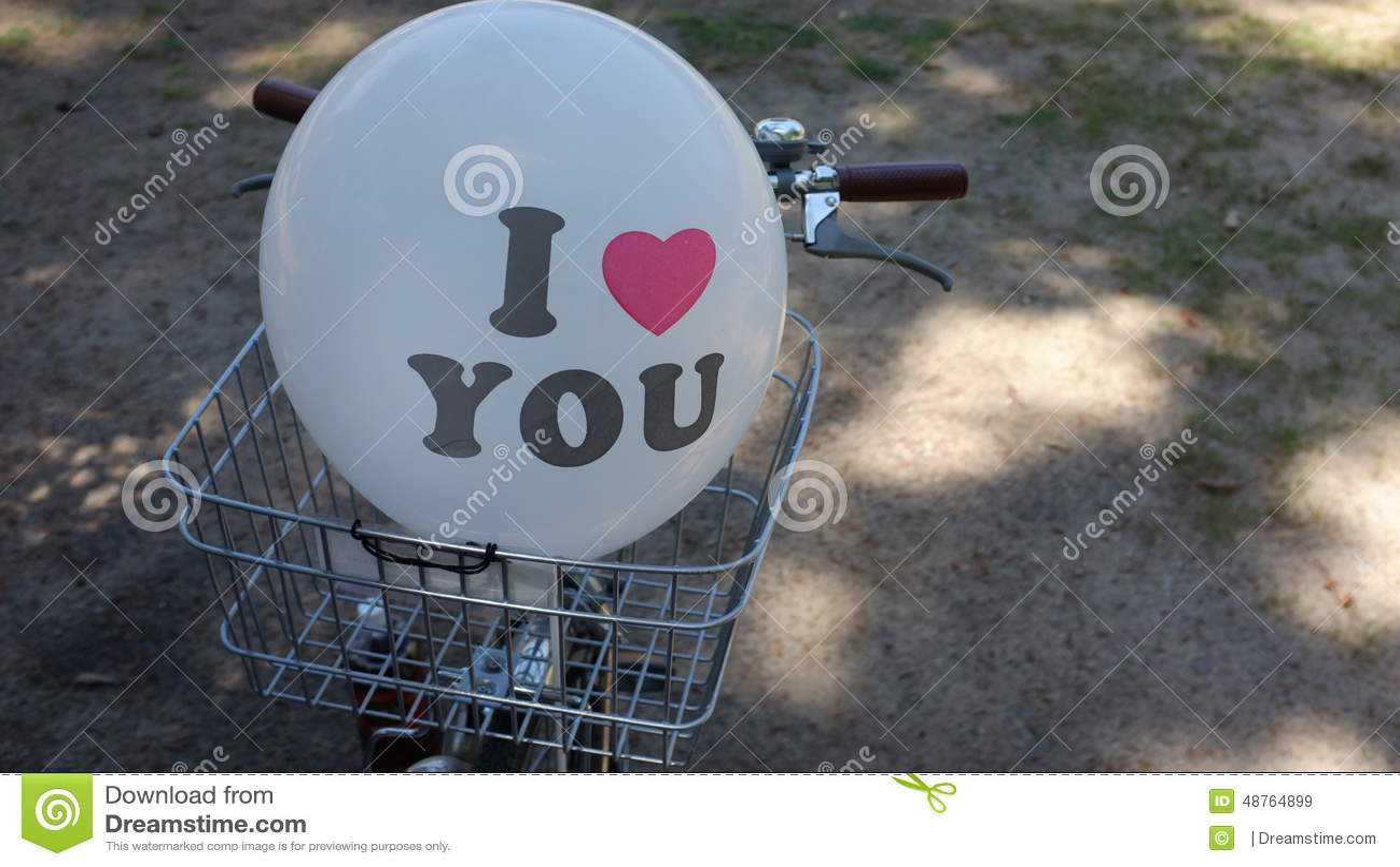 Balon ja kocham ty
