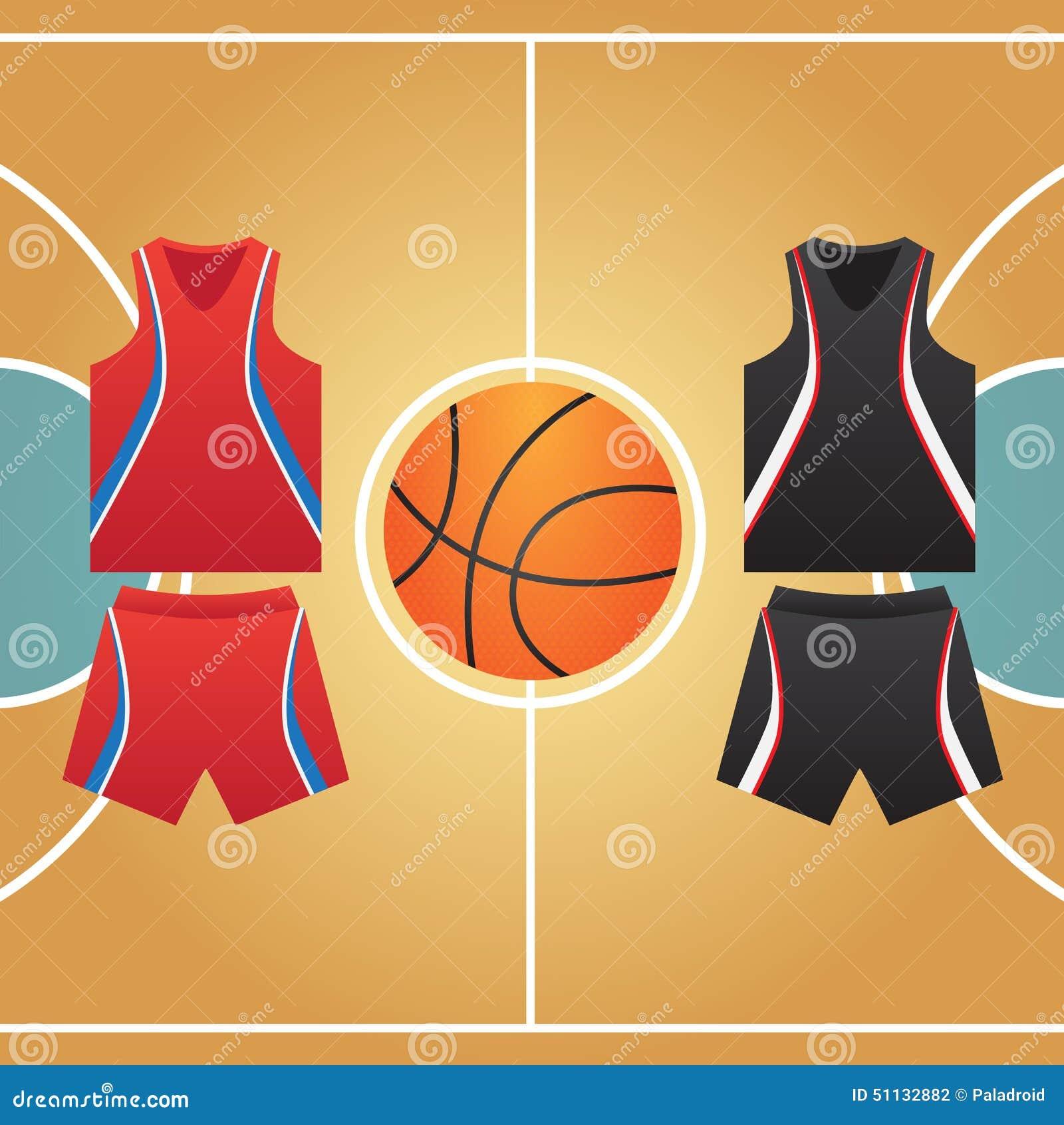 Baloncesto court