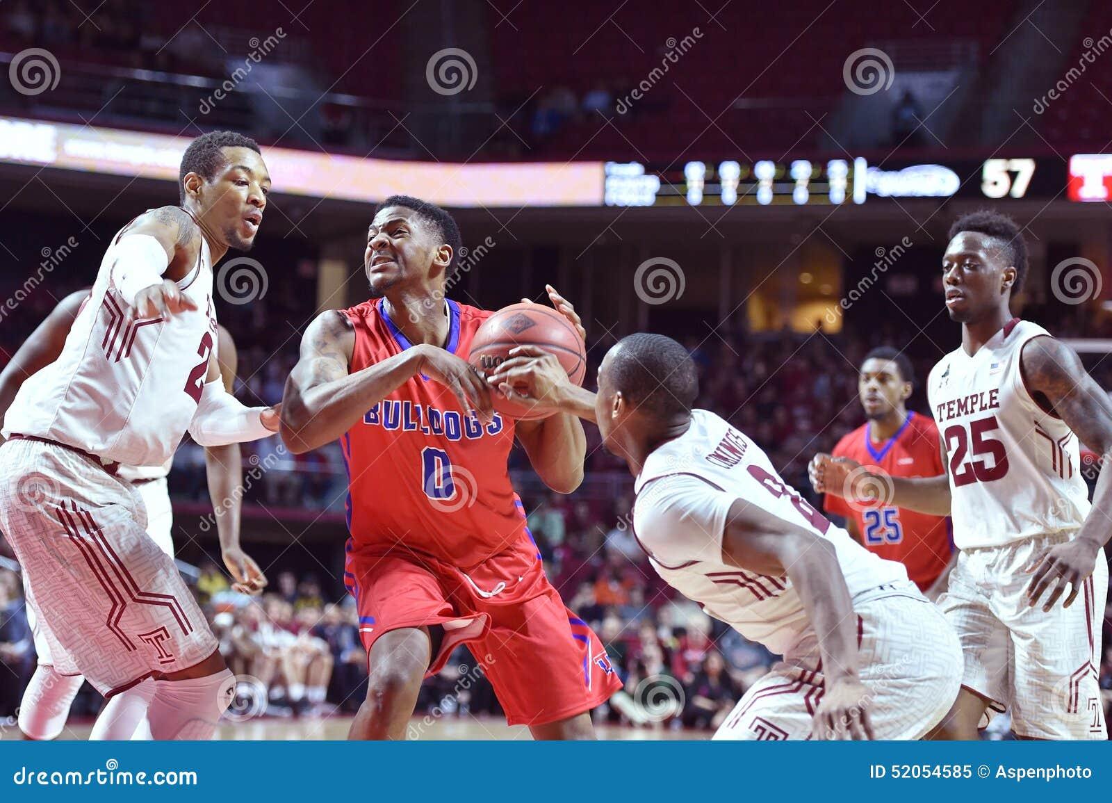 2015 Baloncesto Del NCAA - Templo-La De Los Cuartos De Final Del NIT ...