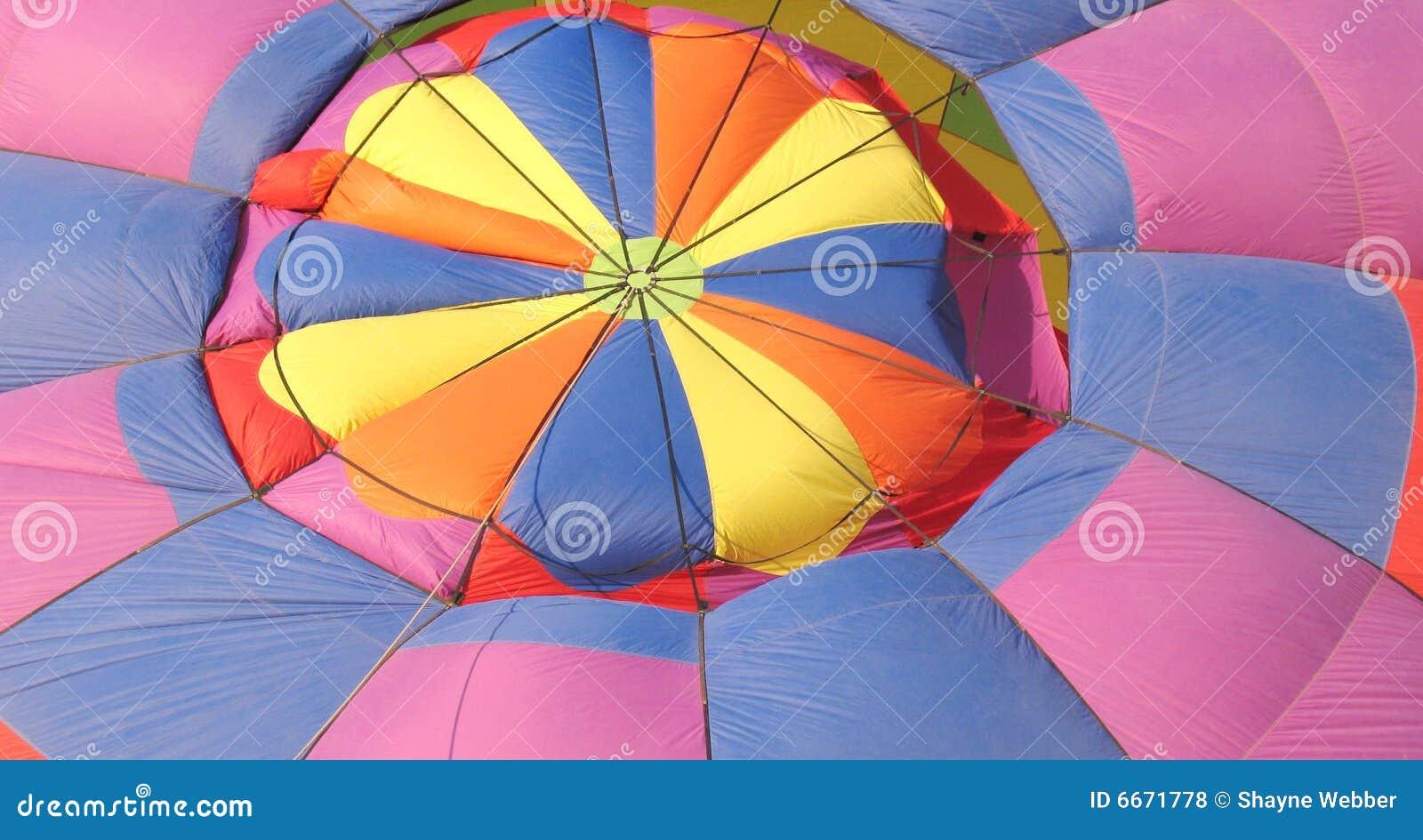 Balonowy kolorowy
