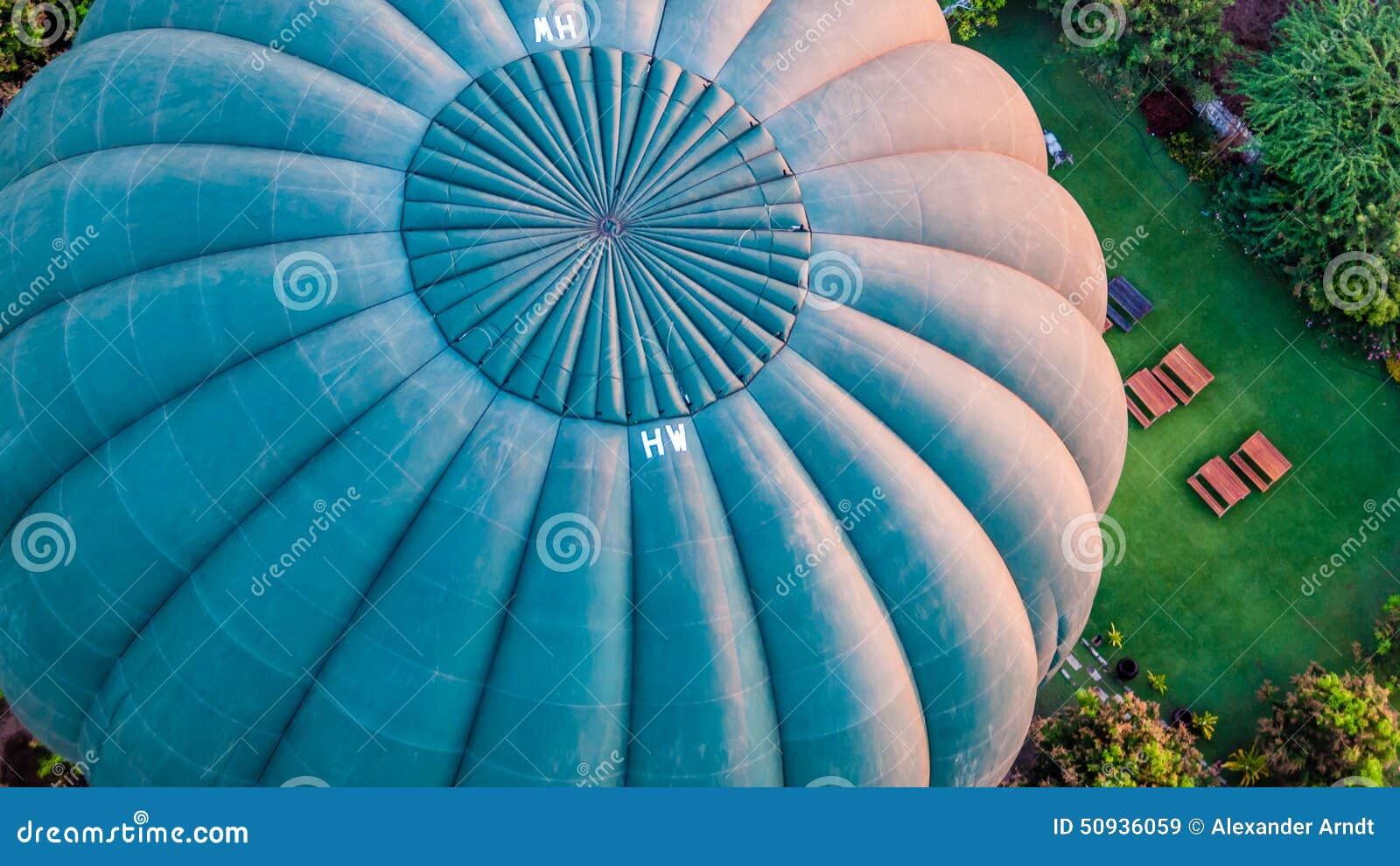 Balonowy latanie nad Bagan