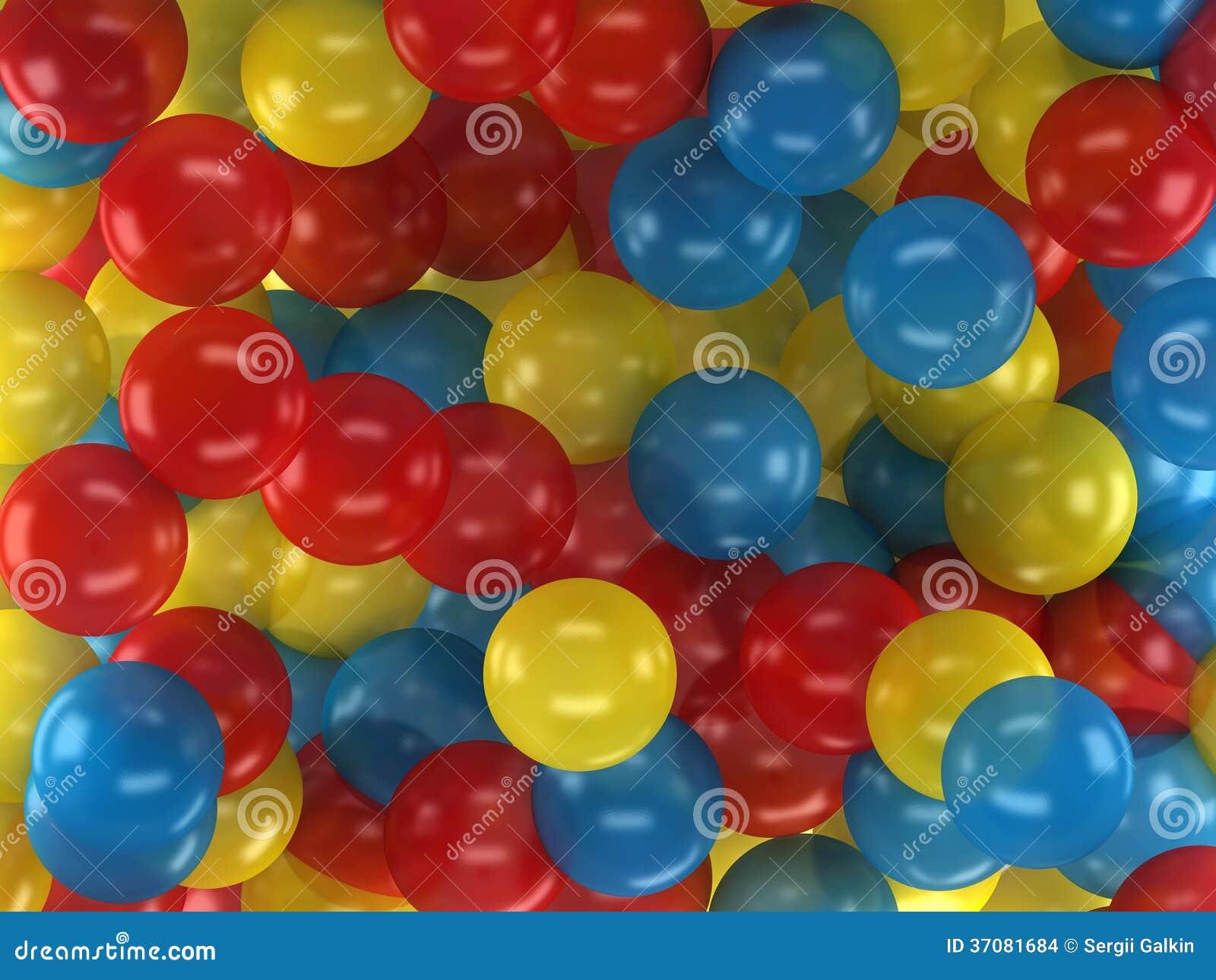 Download Balony zdjęcie stock. Obraz złożonej z rocznica, faborek - 37081684