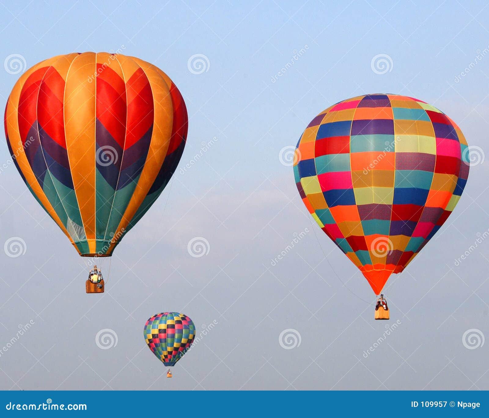 Balony x