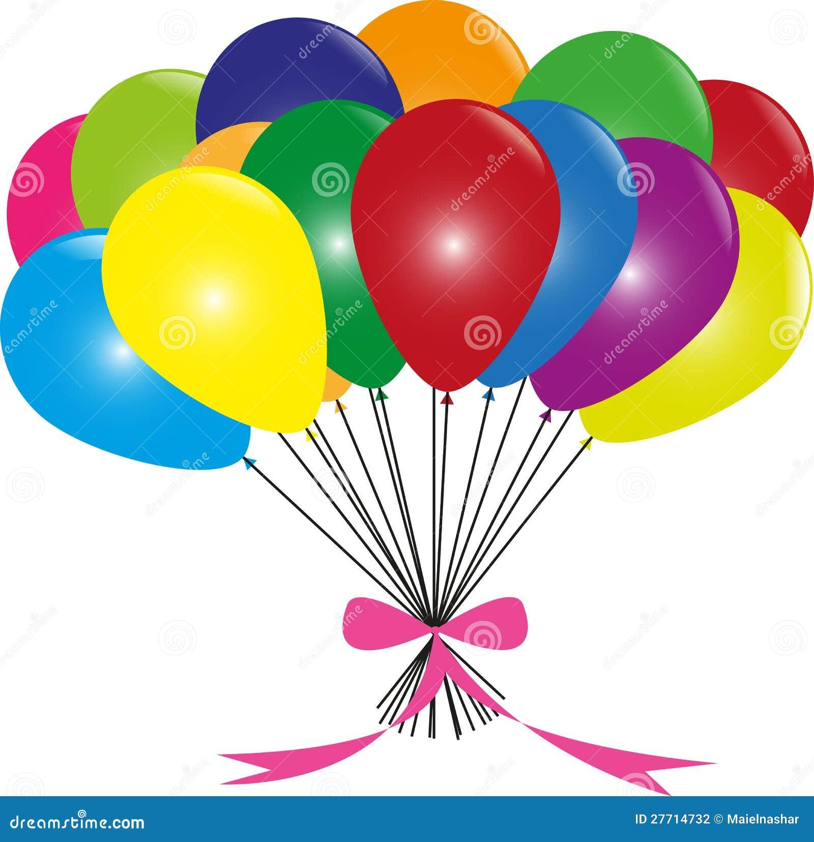Baloons coloridos