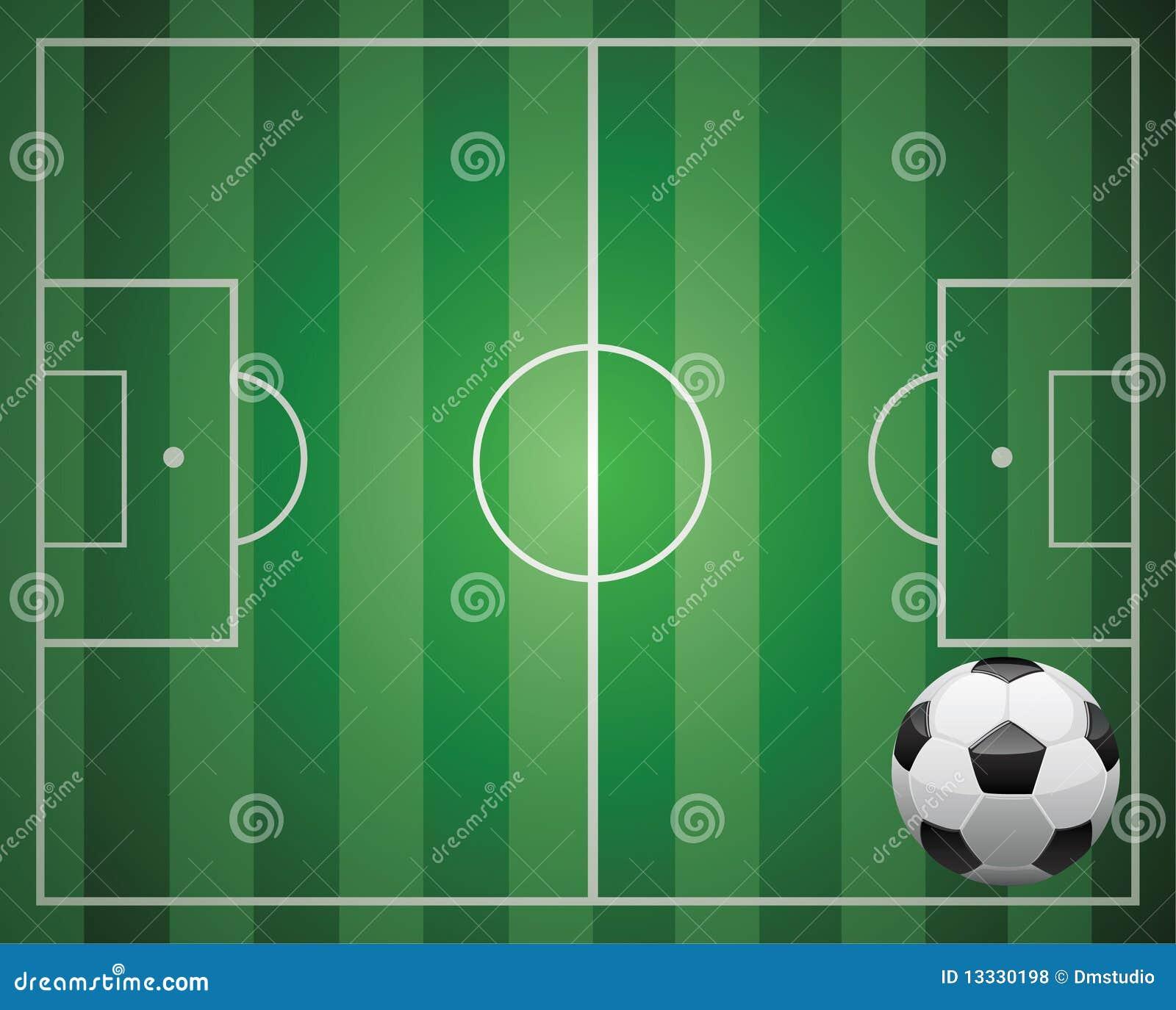 Balowego pola piłka nożna