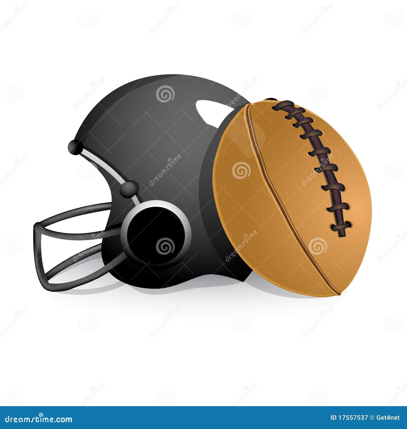 Balowi hełma rugby sporty