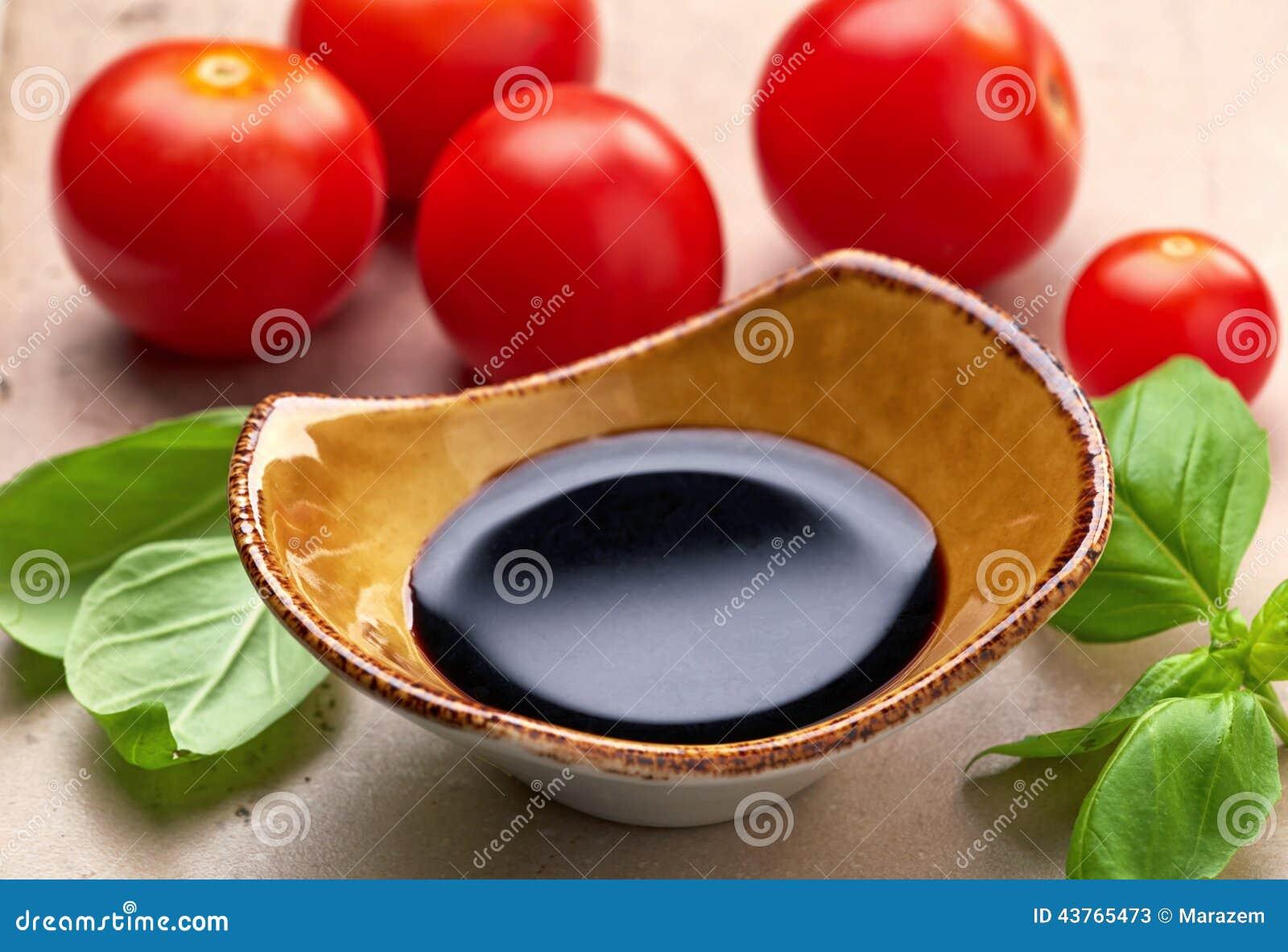 Balsamic vinäger
