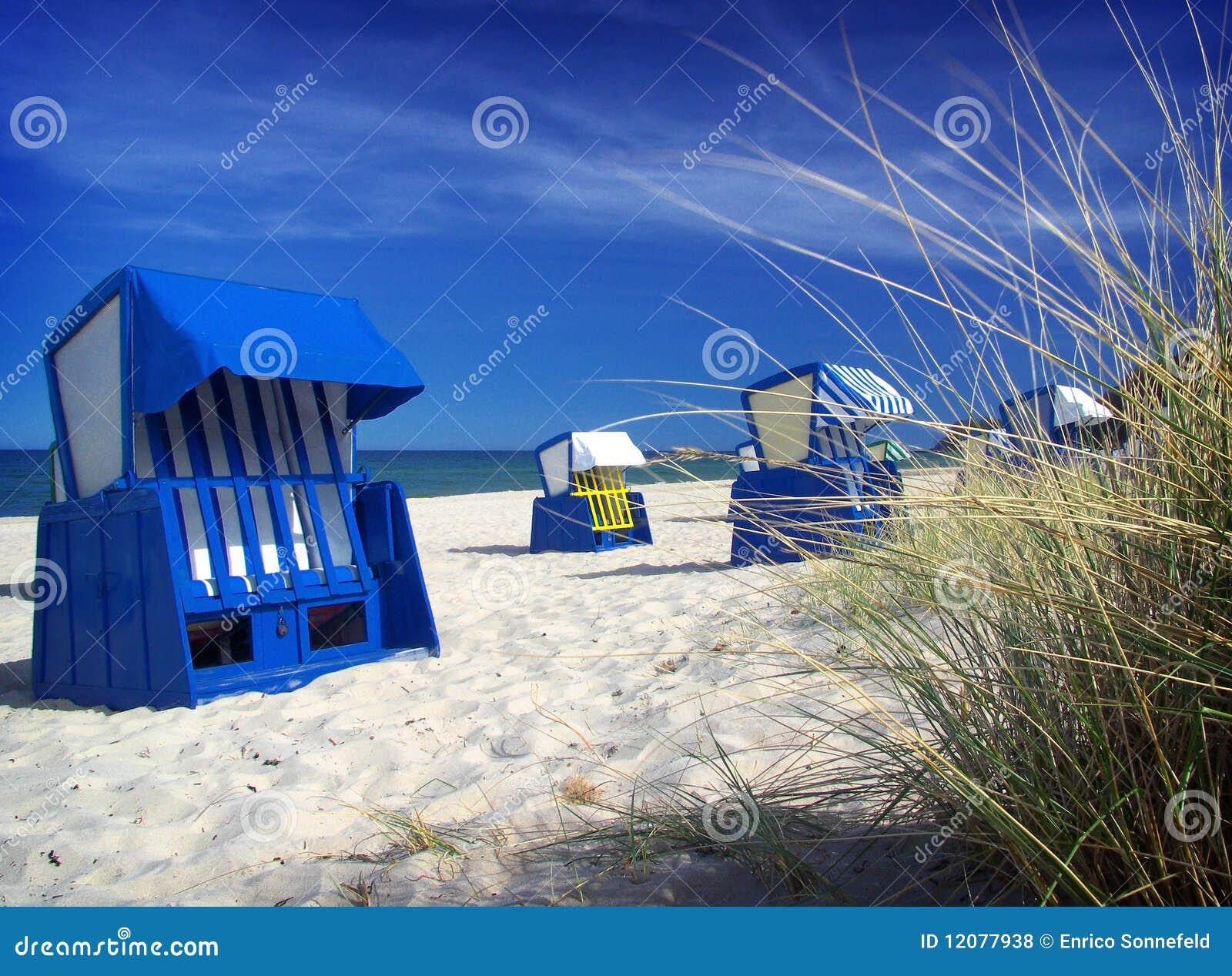Baltic Sea Island Ruegen