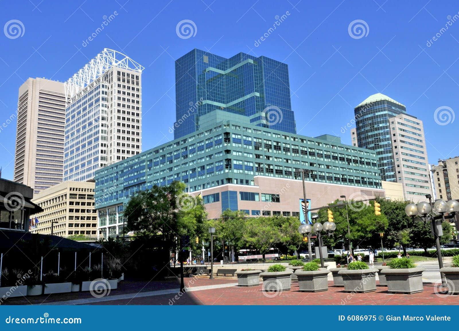 Baltimore Buildings