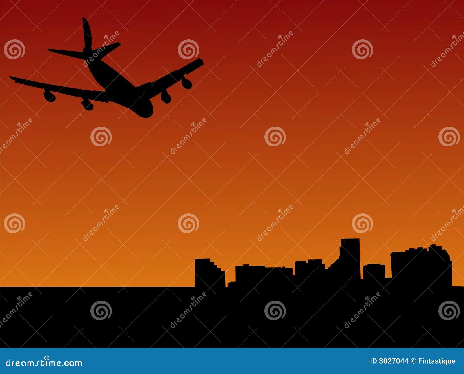 Baltimore dotrzeć samolot