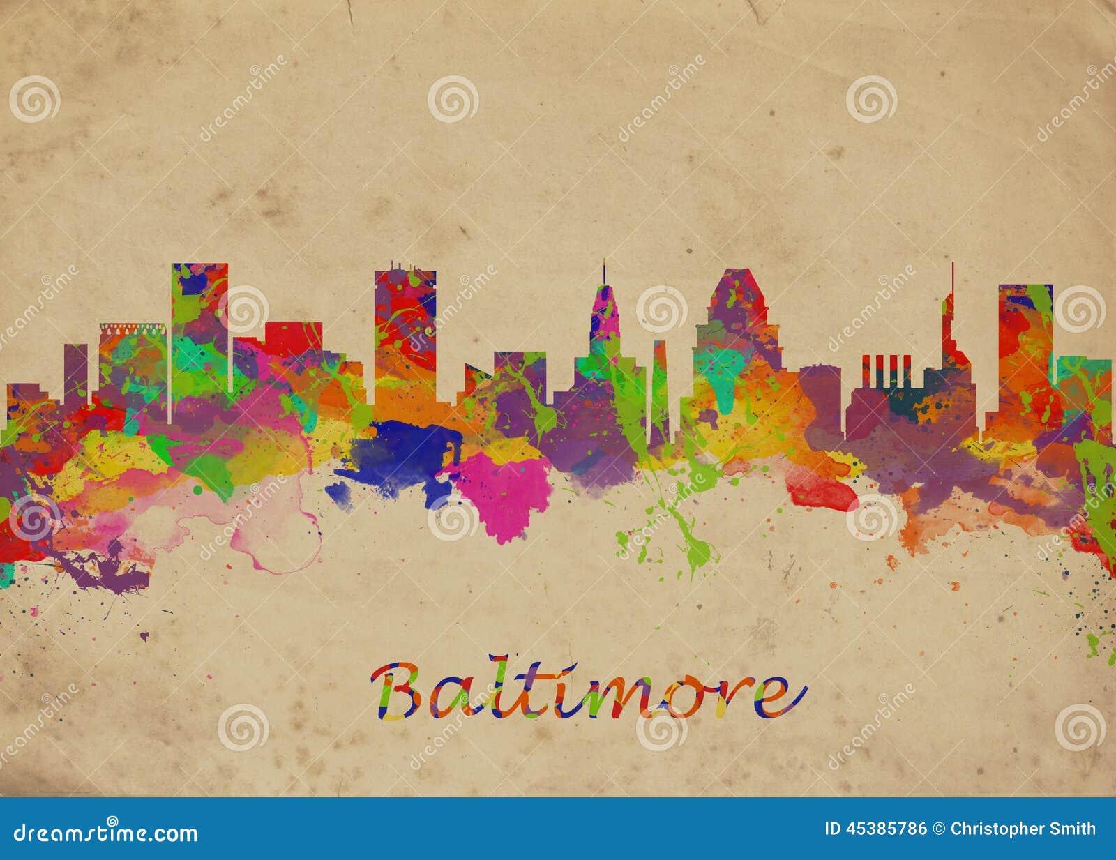 Baltimore EUA