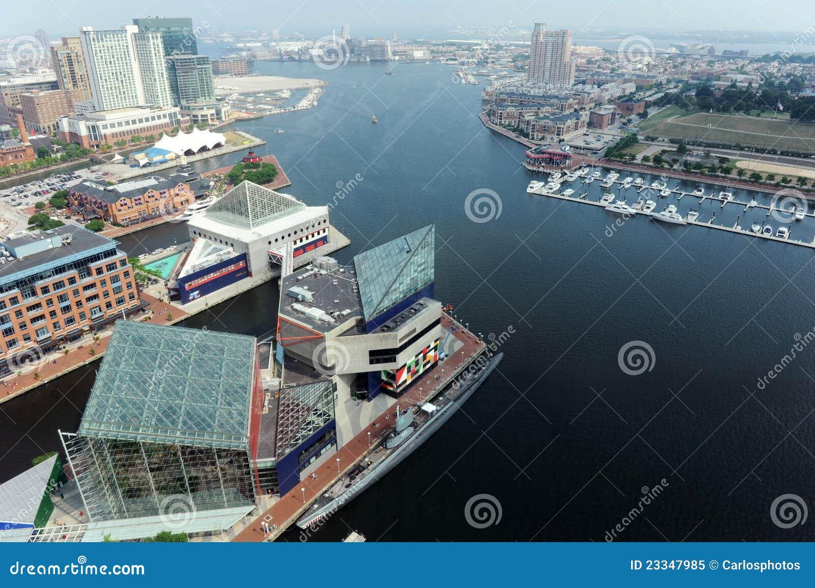 Baltimore-Hafen