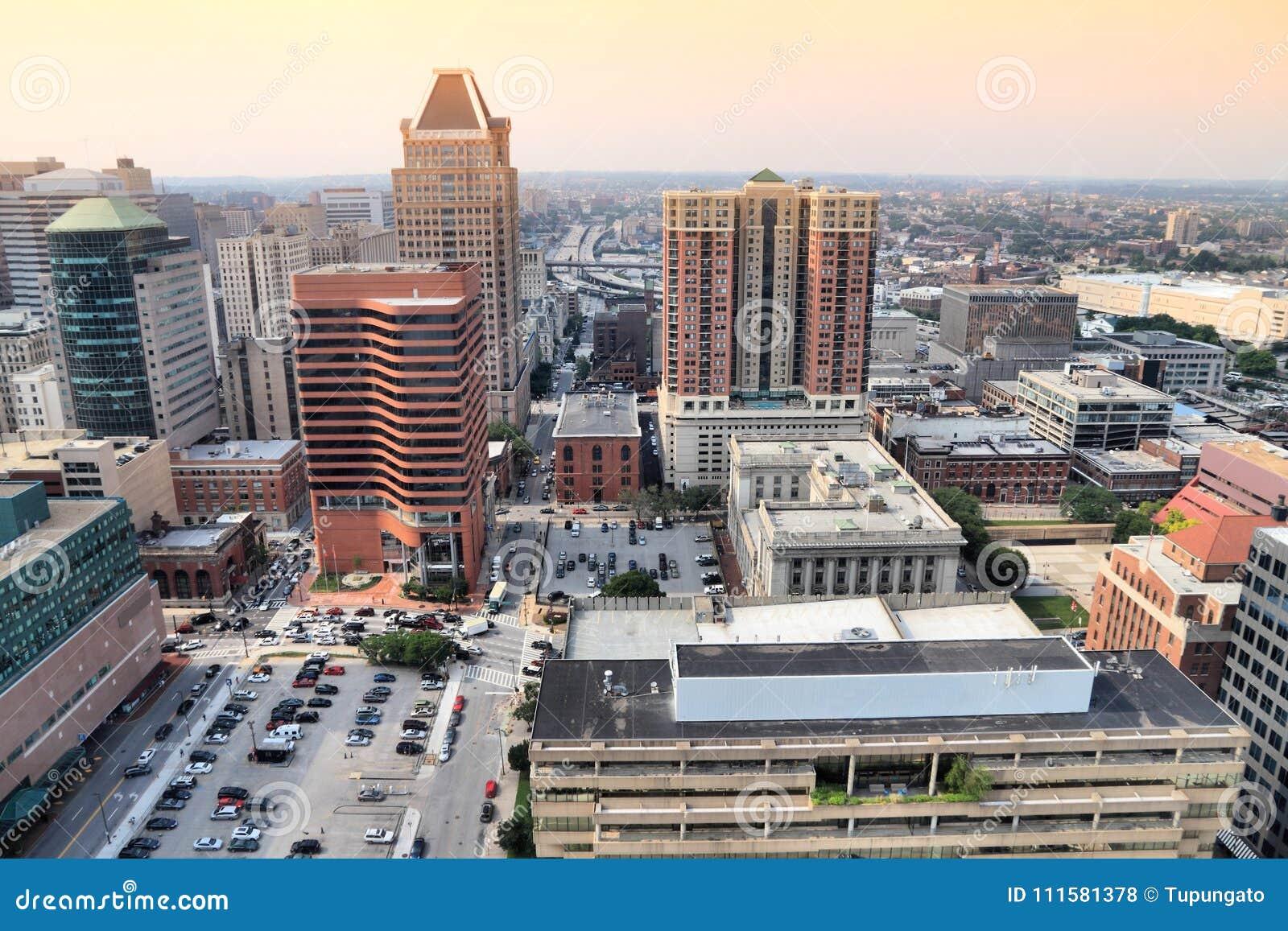 Baltimore, Verenigde Staten