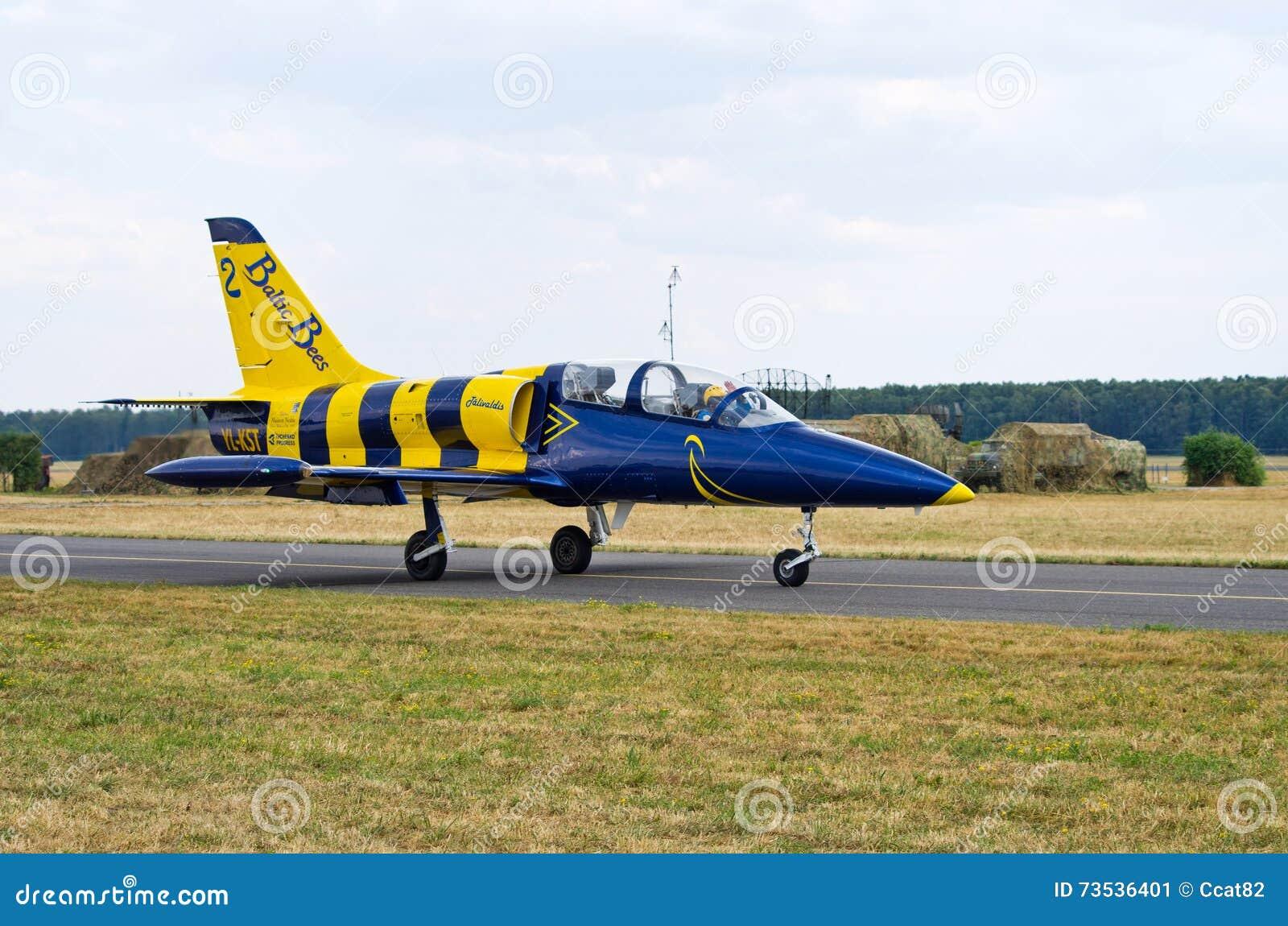 Baltiskt bibildande på Radom Airshow, Polen