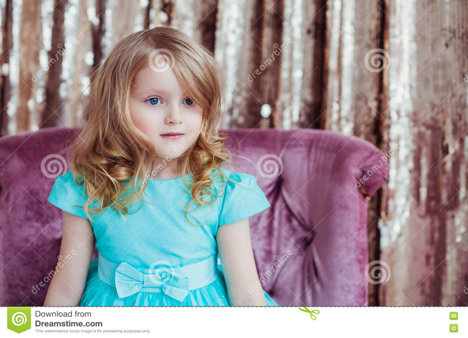 Bambina graziosa