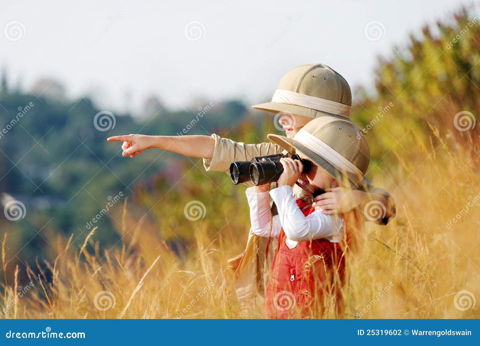 Bambini d esplorazione