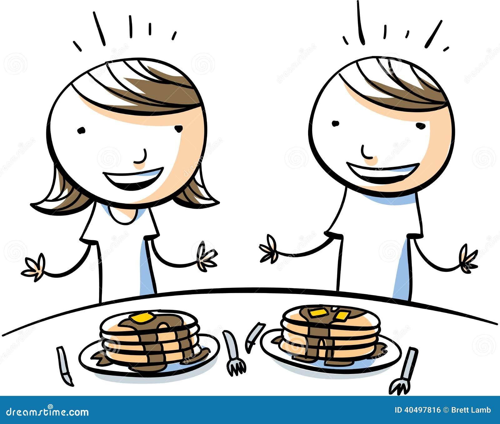 Bambini di Pankcake