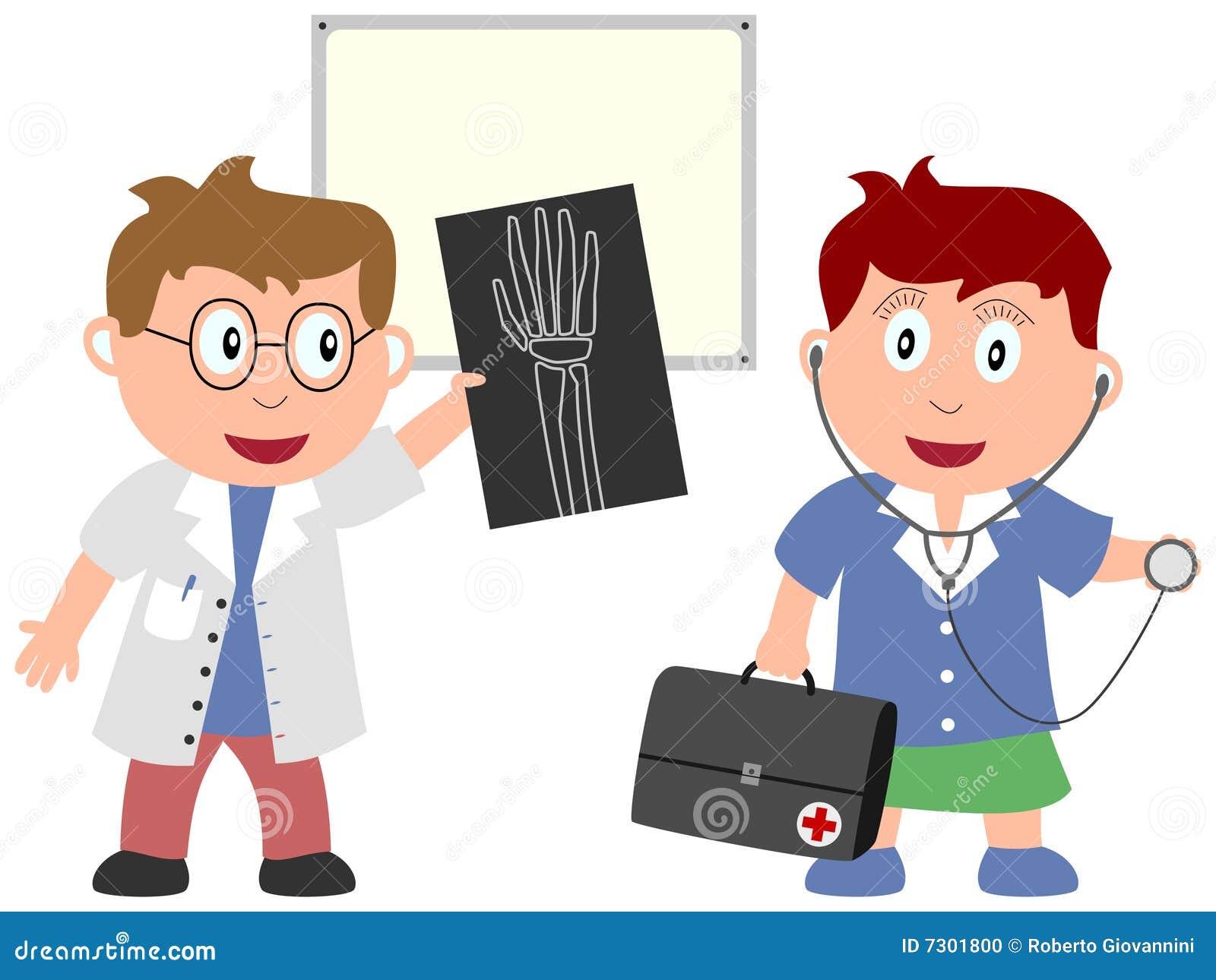 Bambini e job - medicina [3]