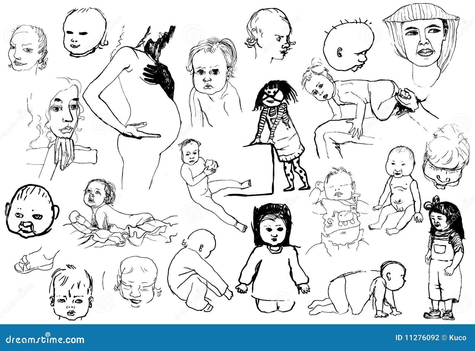 Bambini e madri