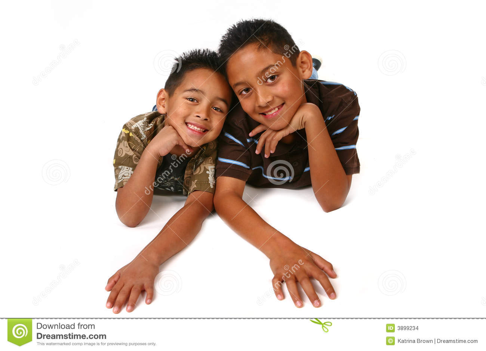Bambini felici del Latino