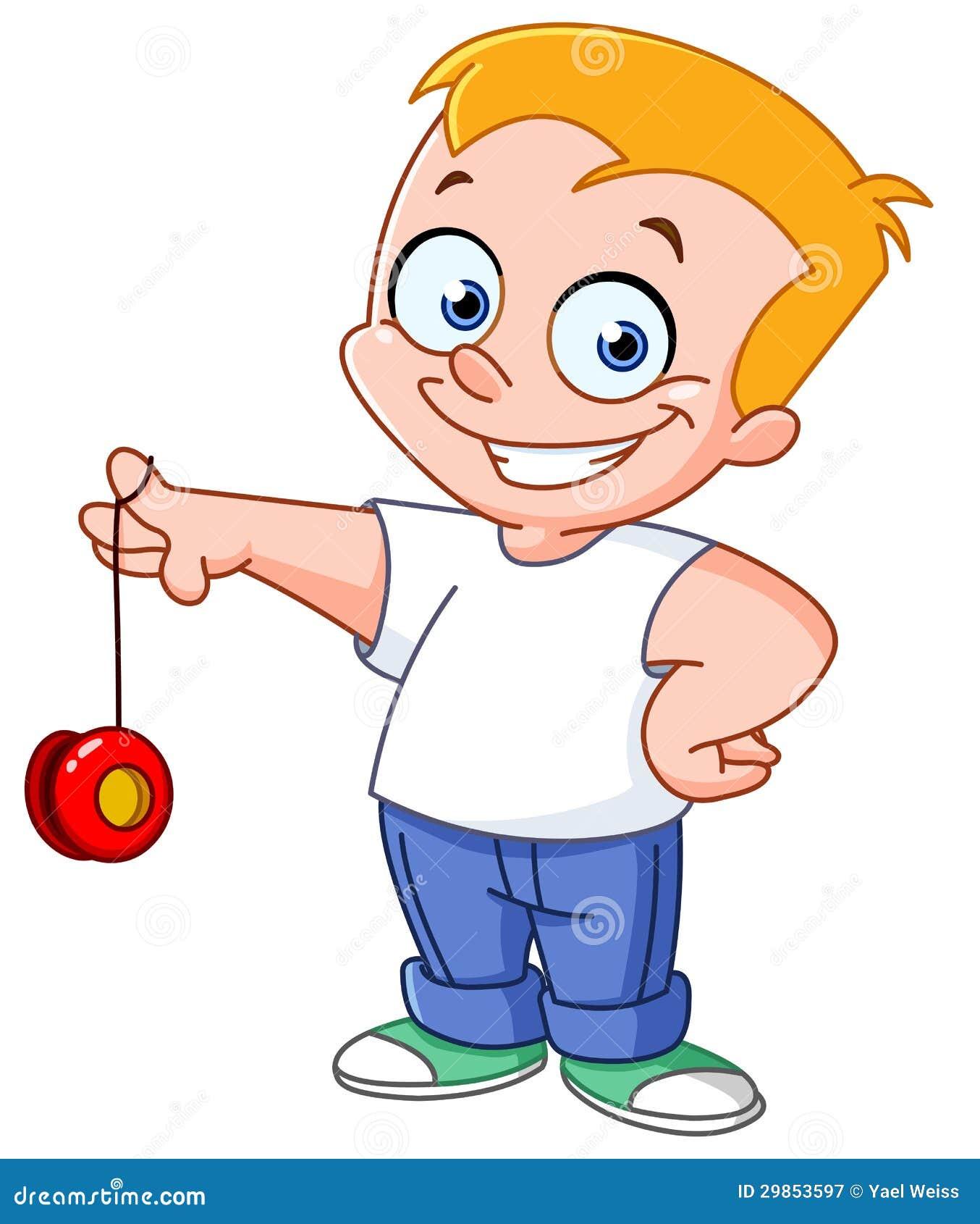 Bambino del yo-yo