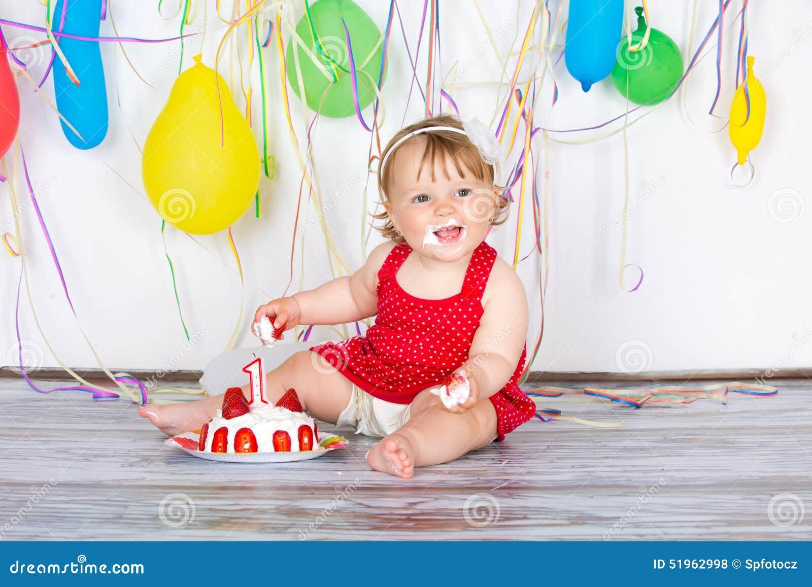 Bambino Di Buon Compleanno Fotografia Stock Immagine Di Attivita