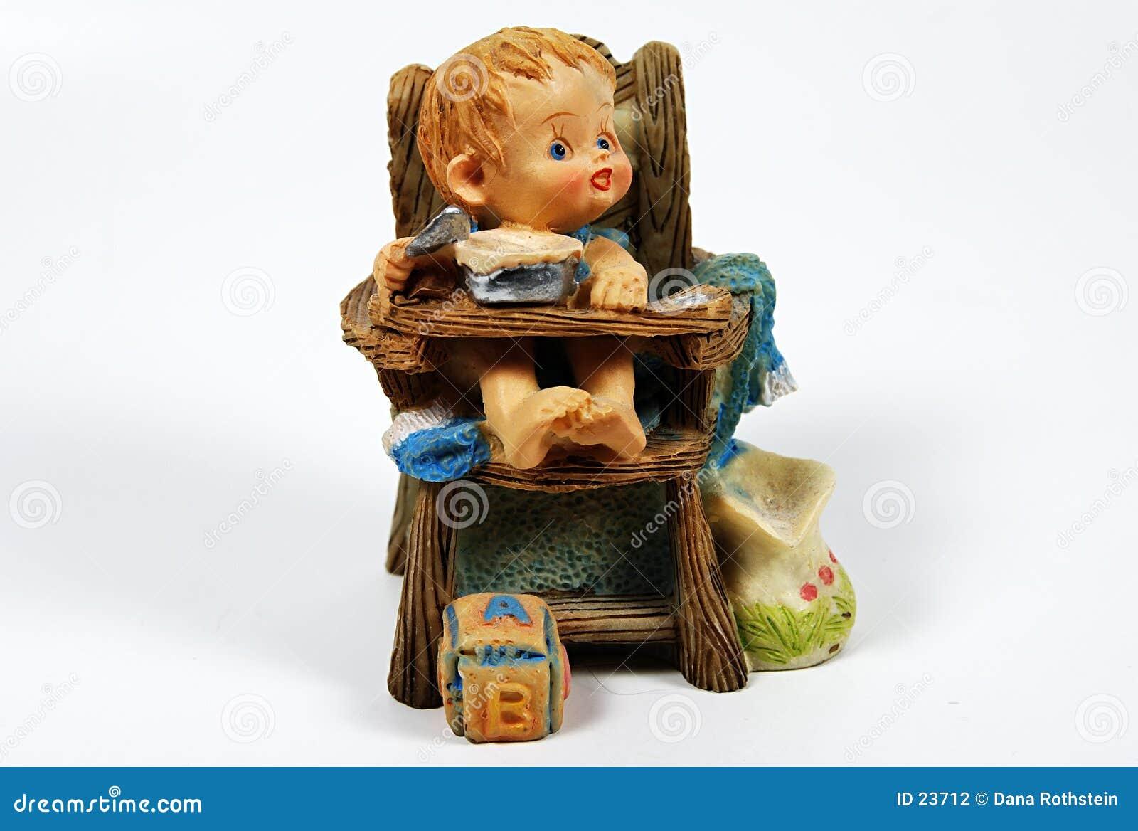 Bambino di ceramica